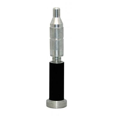 Ακροσωλήνιο Αλουμινίου Ρυθμιζόμενο 1 3/4″ -2″ Αρσενικό Σπείρωμα